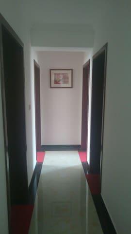 简约的独立房间 - Taizhou Shi - Apartment