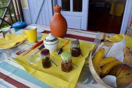 Bed and Breakfast dans villa créole - La Trinité