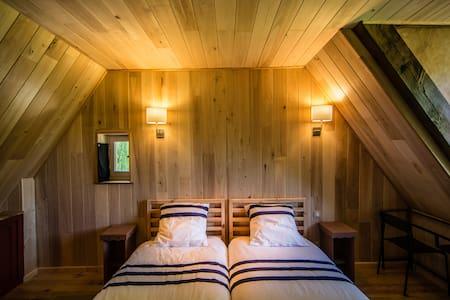 Eco-Cottage du Moulin/Chambre+Sdb privée - Saint-Léger-en-Bray