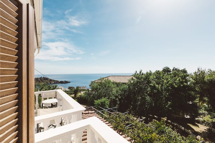 Zante Panorama Seaside View Comfy Master Suite
