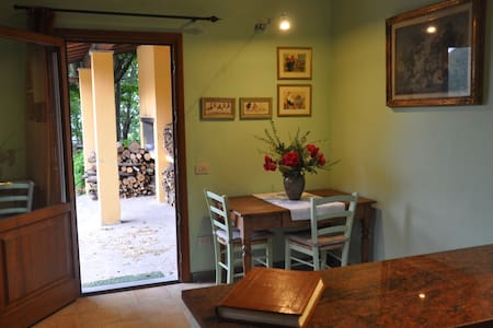 A ROMANTIC HOLIDAY IN THE HEART OF MUGELLO - Vicchio