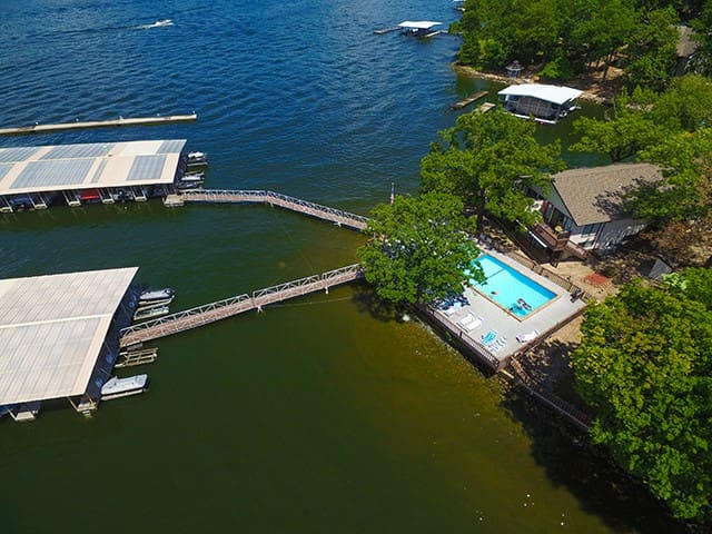 Comforts of home at the Lake of the Ozarks