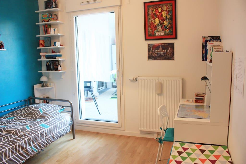 Calme et confort laplace maison des examens apartments for Arcueil hotel maison des examens