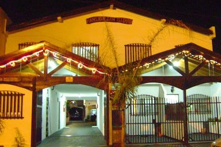 Mansión San Isidro. Departamento hasta 4 personas - Santa Teresita