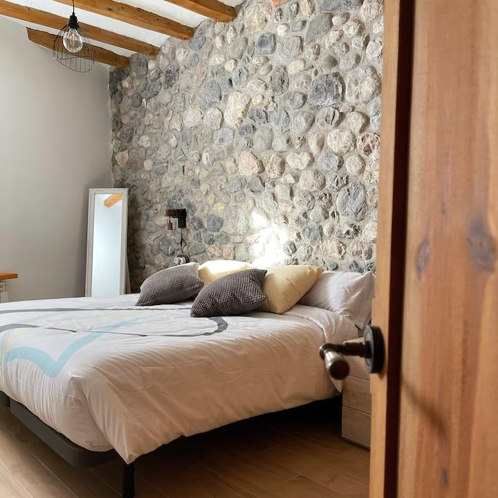Apartamento turístico en Organyà · Cal Roc Oliver