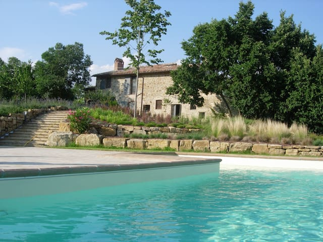 Agriturismo Biologico I Larghi (G) - San Venanzo - Appartement