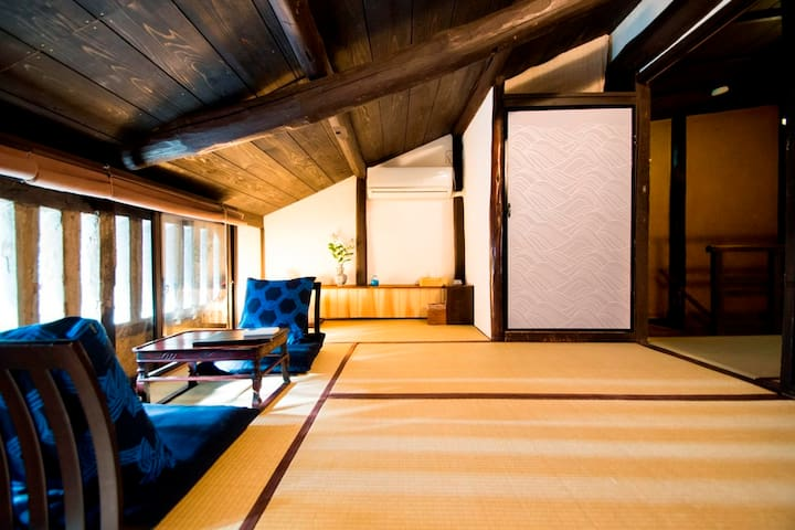 Tsukiya-Saku-traditional KYOTO style room