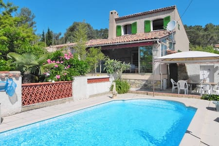 Holiday home in Gareoult - Gareoult - Casa