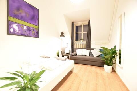 Cozy Studio in Vienna Center