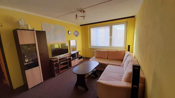 Privat apartment for 2 people