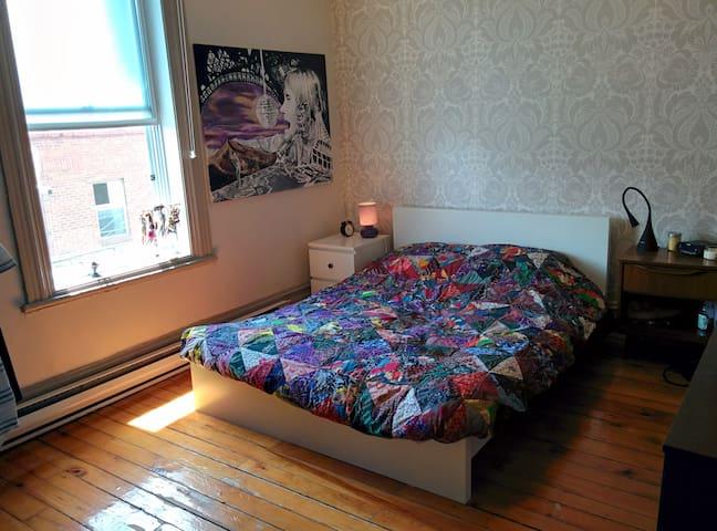 Cosy appartement in downtown Montréal - Montreal - Apartamento