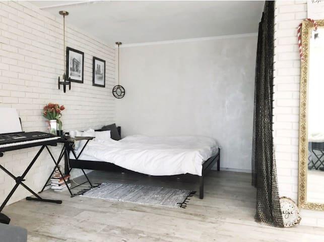 Очаровательная квартира