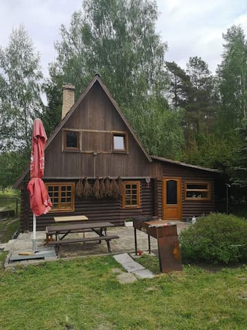 Comfortable house with sauna near  the lake