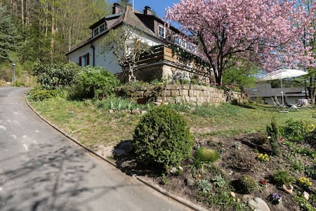 Secluded Apartment in Weißenbrunn with Garden