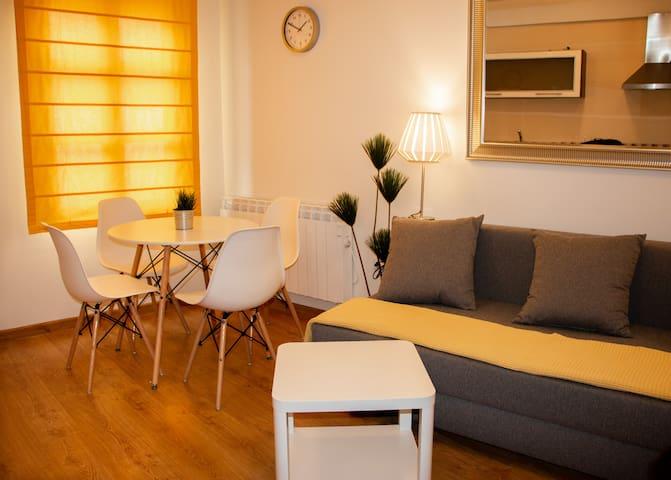 Apartamento Ruta del romanico