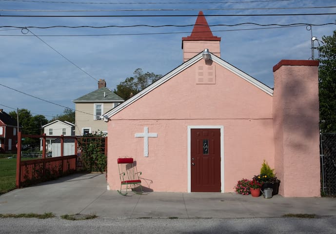 The little church on the alley - 哥倫布