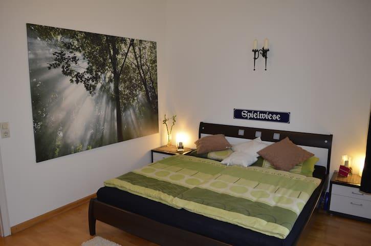 Schlafzimmer in Ottensen - Hamburg - Apartment