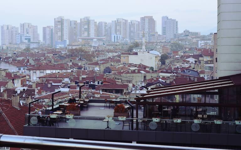 Heart Of Bursa - Osmangazi - Wohnung