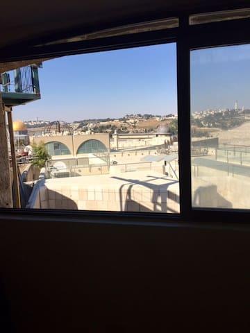Old City Rova Yehudi Getaway - Jerusalem - Rumah
