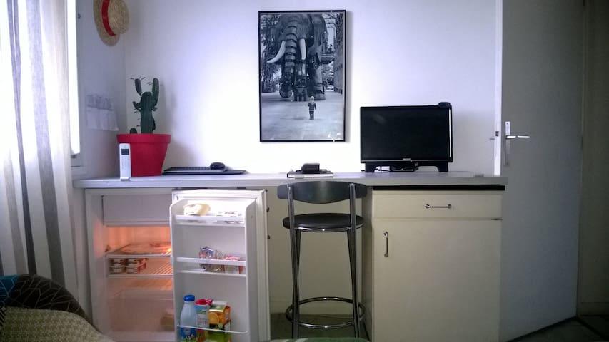 appartement de 45 M2 à Lille cormontaigne - Lille - Apartamento