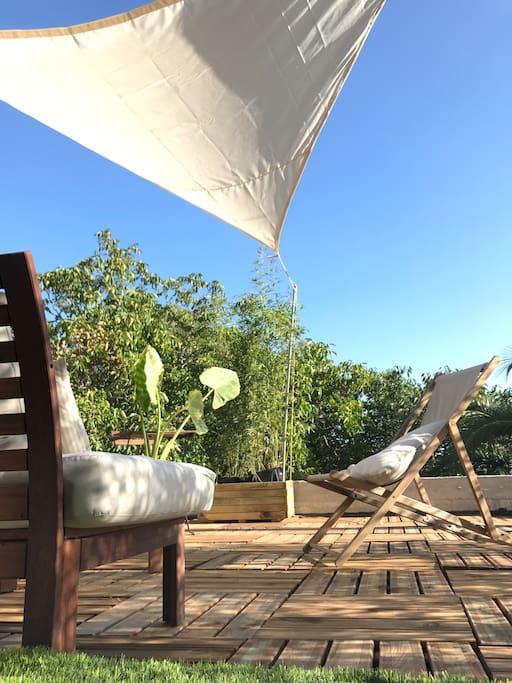 Maison avec jardin piscine toit terrasse parking maisons - Terrasse jardin londrina quadra marseille ...