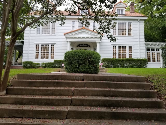 """The """"Dutch Embassy"""" in Historic Greater Belhaven"""