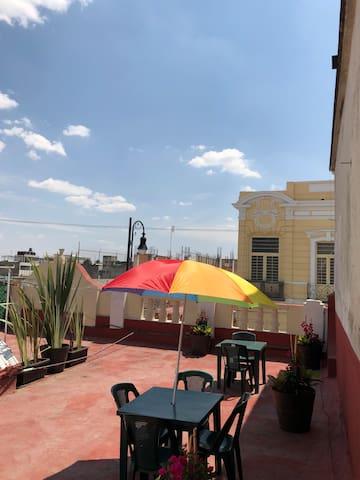 LA NUEVE Departamento #4 Centro Histórico Puebla