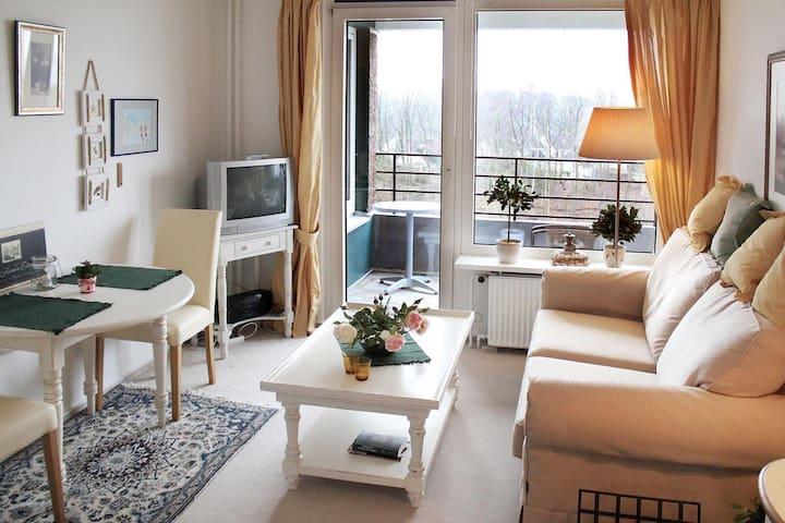 Modern Apartment in Glücksburg with Ocean View