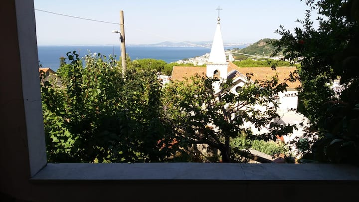 Ischia - Casamicciola sea view