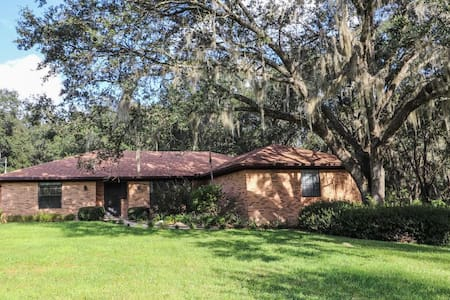 Beautiful Gainesville Home on 1 Acre
