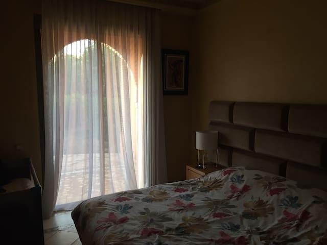 Appartement 2chambres palmeraie village