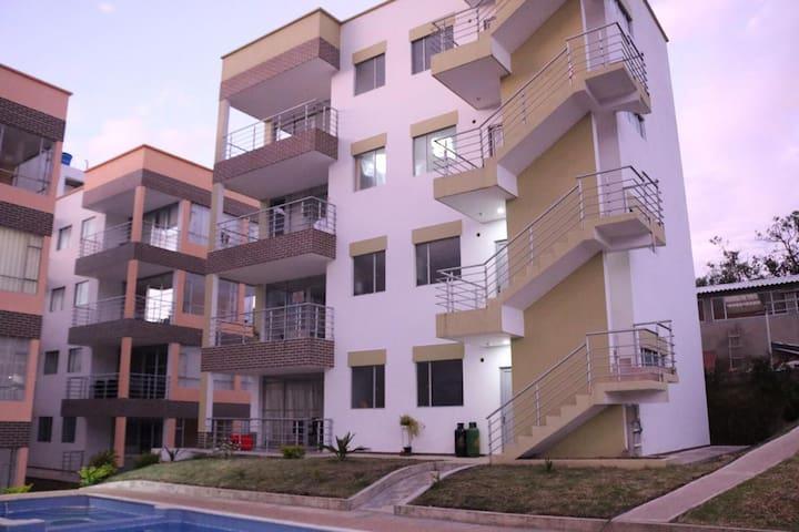 Apartamento moderno en Chachagui