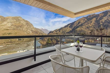 Awa Apartment @ the base of Coronet Peak