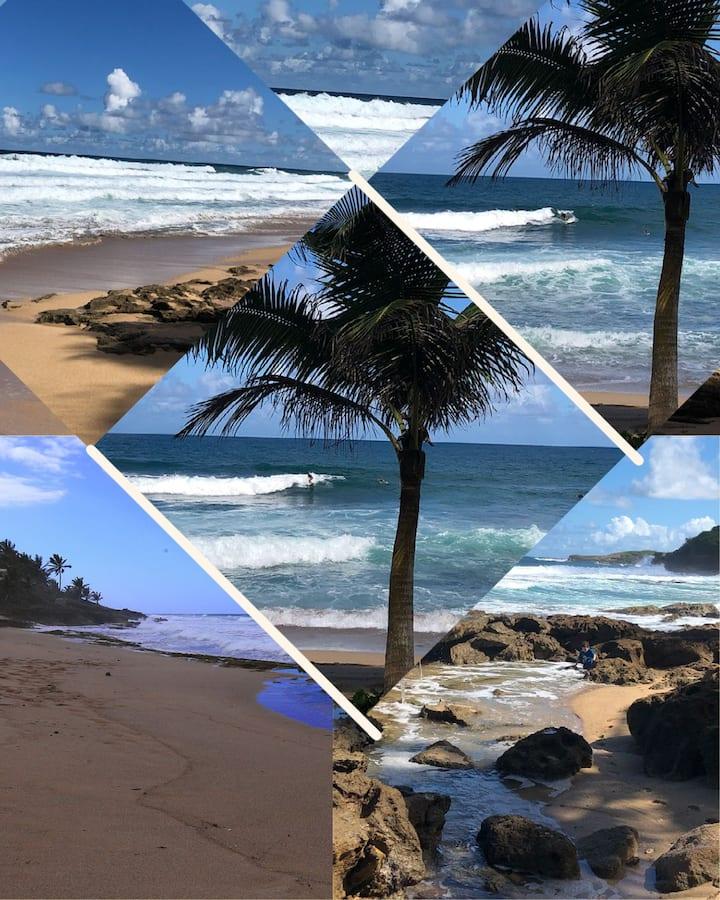 Dorado Homestays at Kikita's 🏄🏻♂️ Beach