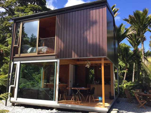 Punakaiki forest retreat - Te Miko