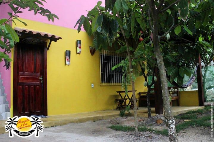 Loft Cacau Nova Caraiva