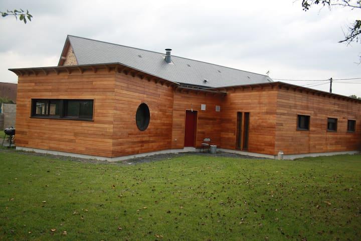 grande maison lumineuse - Rouez