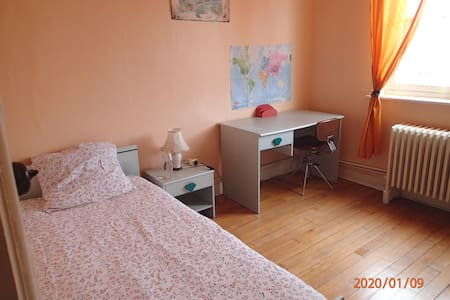 3 Bedrooms in an old House but with all facilities
