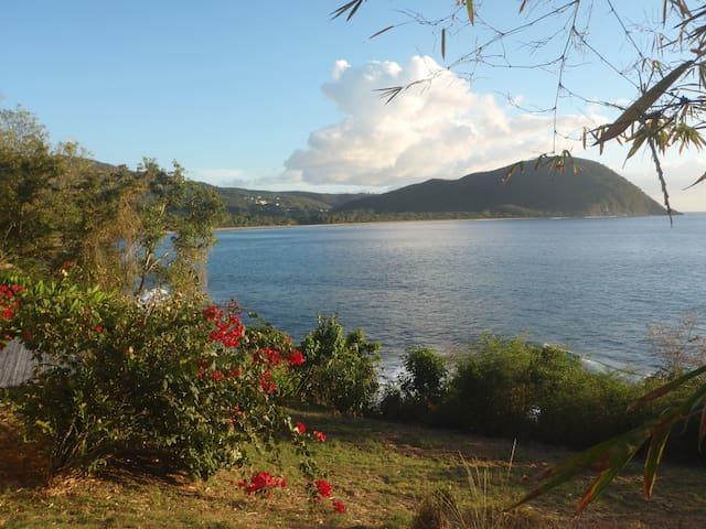 Mer, Nature et Coucher de Soleil