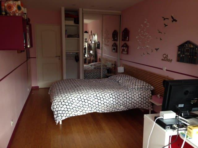 Suite parentale - 30 m2 - Saint-Grégoire - Dům
