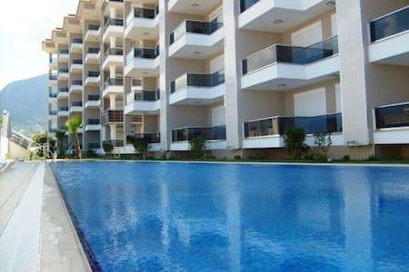DENİZE SIFIR DENİZ MANZARALI 1+1 - Kestel Belediyesi - Serviced flat