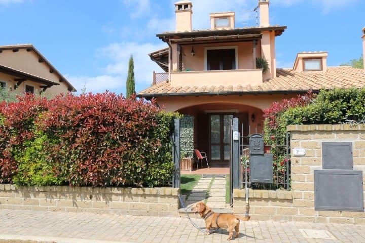 Casetta Vacanze 5 km dal mare - Borgo Carige - Feriehjem