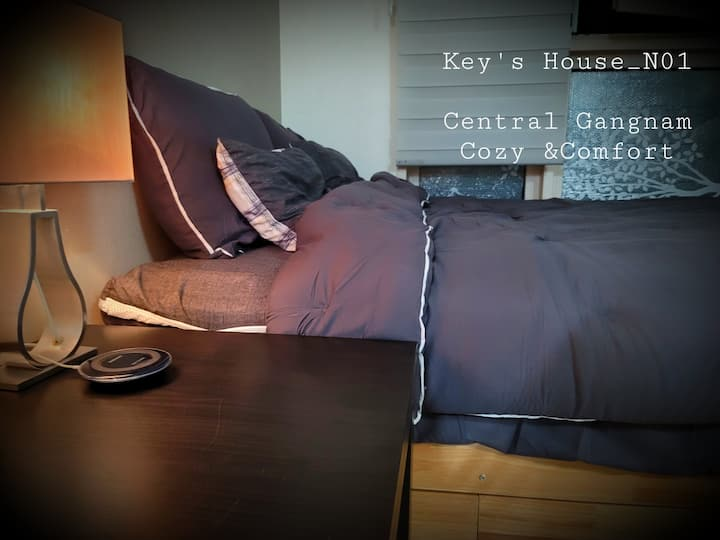 Key's House_[N01]_Central Gangnam_Cozy&Comfort