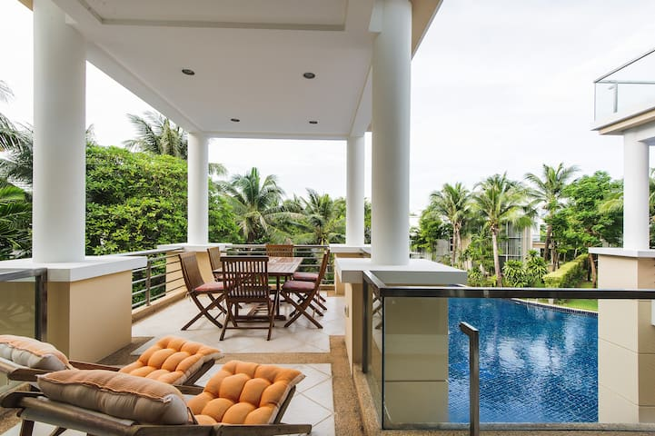 Luxury apt. In Hua Hin Sheraton - Cha-am - Pis
