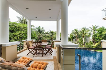 Luxury apt. In Hua Hin Sheraton - Cha-am - Departamento