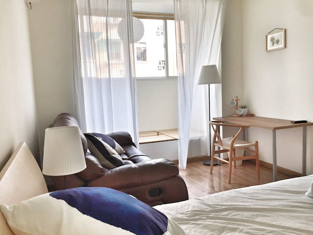#Tranquil01# 市中心新天地一居  Downtown Xintiandi 1 BR - Shanghai - Appartement