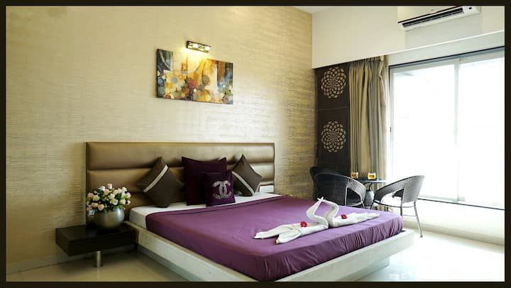 Mansoon Lake Deluxe Room - 5
