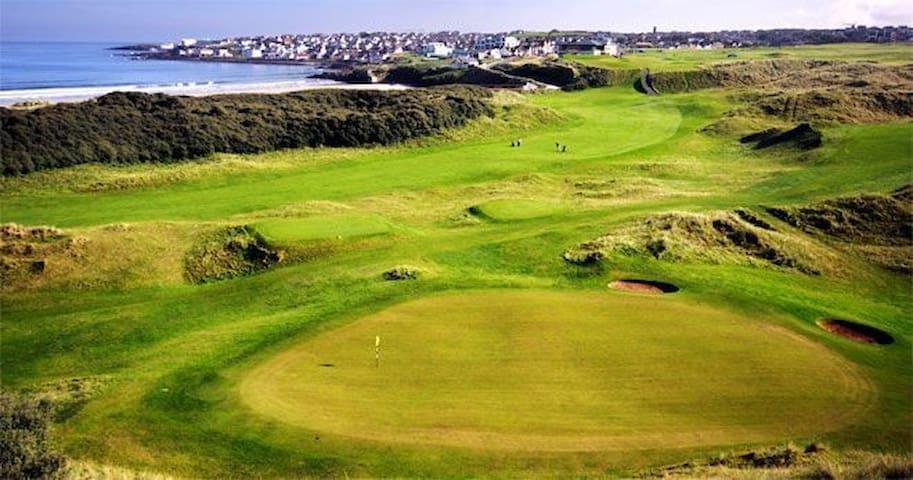 golfers' rest or family friendly bungalow - Portstewart - Bungalow
