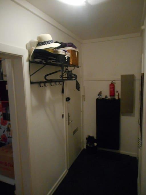 Hallway/Entre/Hangers