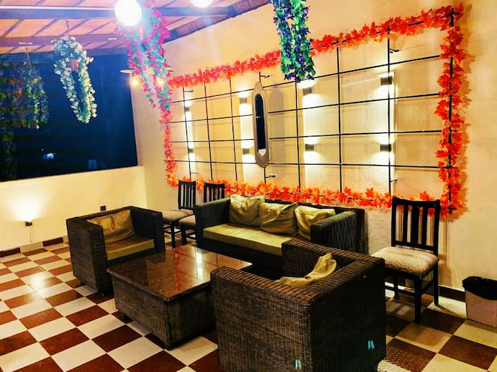 R7 Couple Friendly | Entire 1BHK | Chill Out Place